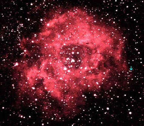 imagenes lindas que brillen la nebulosa roseta 171 187 astronom 237 a elemental