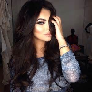 brown black hair color 20 brown hair colour hairstyles 2017