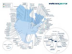 Westjet Route Map by Air Canada Wins Approval For Low Cost Carrier But Now