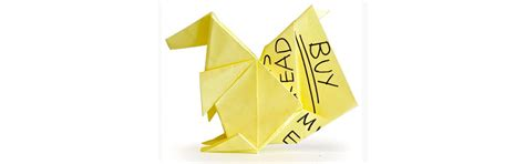 Post It Origami - post it origami choice image craft decoration ideas