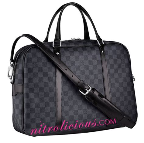 Louis Vuitton Damier Berkeley Available Now On Eluxurycom by Louis Vuitton Damier Graphite Collection Nitrolicious
