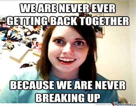 overly attached meme overly attached gf by underwatersnowman meme center