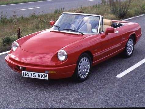 Classic Alfa Romeo Spider Buying Guide