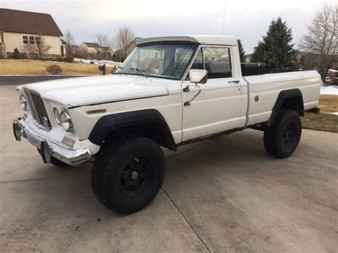 jeep gladiator lifted 67 jeep gladiator j 2500 232 6 cyl lifted