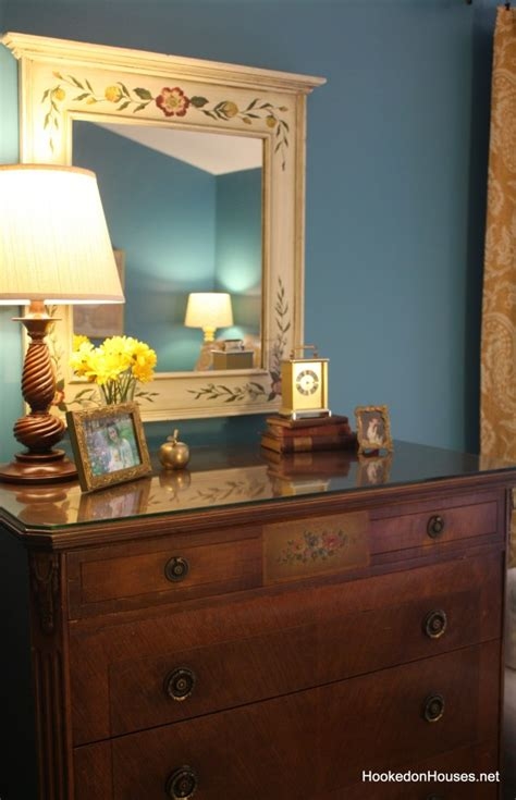 Ways To Decorate A Dresser by Bedroom Makeover