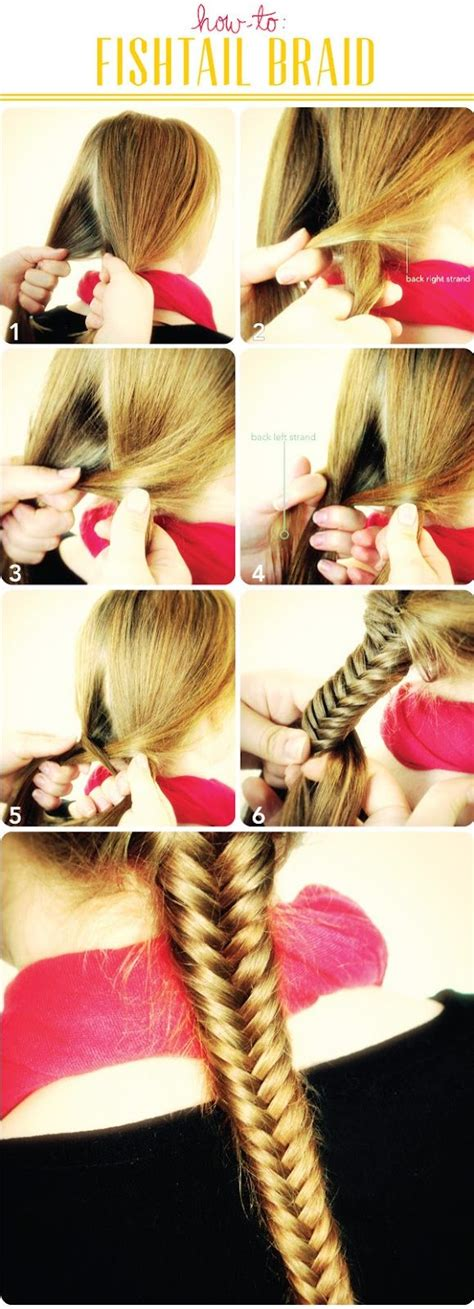 donut packing with braids 25 best ideas about easy fishtail braid on pinterest