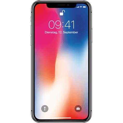 Apple Iphone X Space Grau 64gb Telekom