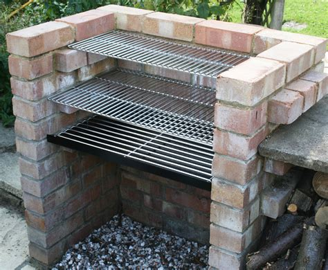brick pit kit diy brick bbq kit sunshinebbqs
