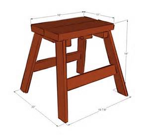 stool woodworking plans woodshop plans