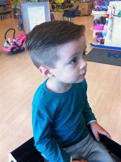 stylish toddler boy haircuts boy haircuts 2016