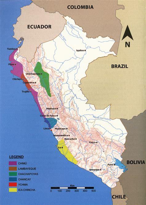 maps maps maps chancay civilization maps