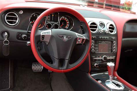 bentley supersports interior solo 710 propietarios podr 225 n comprar el nuevo bentley