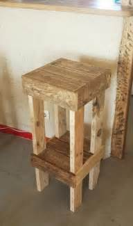 25 best ideas about pallet bar stools on
