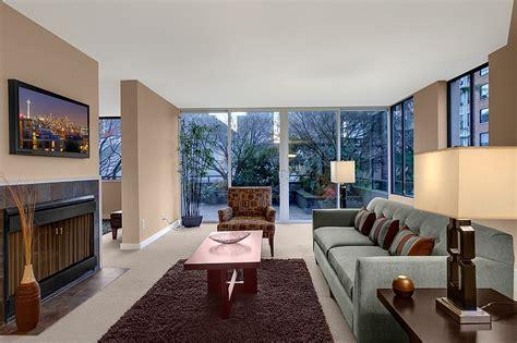 living room staging home staging seattle furniture rental ballard bellevue