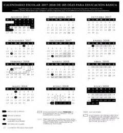 Calendario Escolar 2018 Mexico Atenci 211 N Sep Publica El Calendario Escolar 2017 2018 El