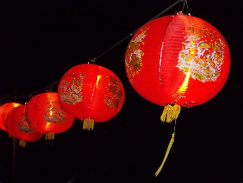 lanterns in new year lantern wallpaper wallpapersafari