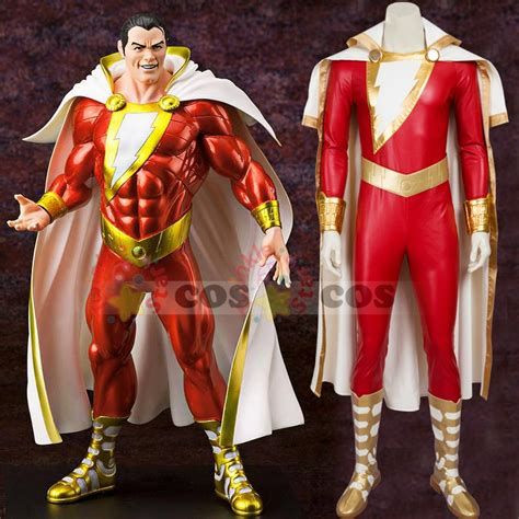 Costume Marvel Captain F766 costumes for captain marvel costume shazam costume