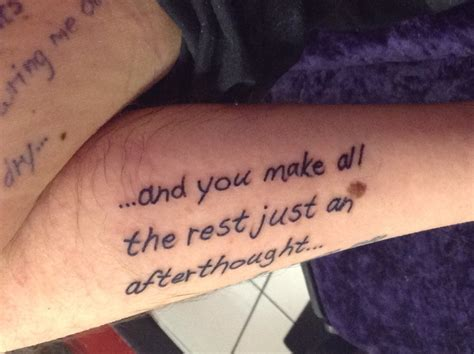 doctor who couple tattoos my whole expanse i cannot see 187 tattoos
