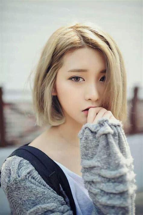 film korea hot short the 10 best and worst blond hairstyles on k drama stars