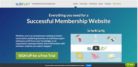 membership website templates free gallery templates