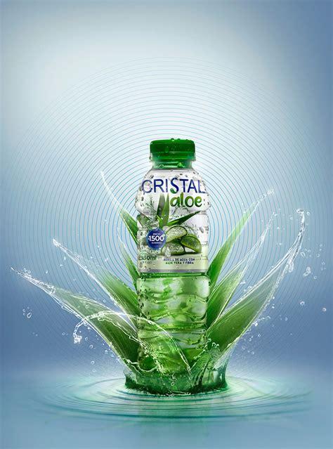 cristal aloe  behance
