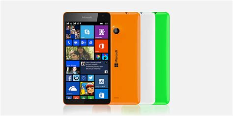 Microsoft Lumia 535 Update microsoft is rolling out windows 10 to the lumia 535