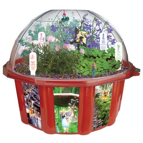 Dune Craft Dome Terrariums Fairy Triad Indoor Plant Indoor Flower Garden Kit