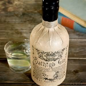 bathtub gin by professor cornelius leforth buy at