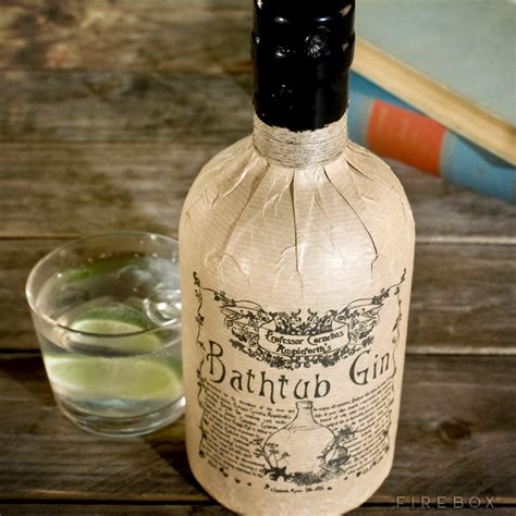 Bathtub Gin by Bathtub Gin By Professor Cornelius Leforth Buy At