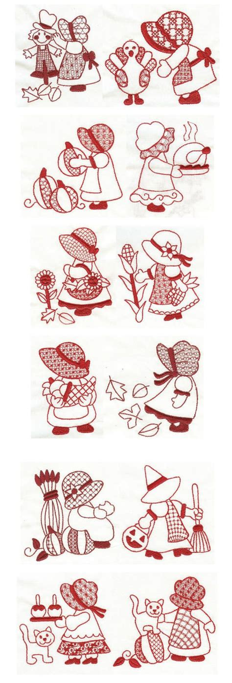 sunbonnet sue free sunbonnet sue quilt pattern
