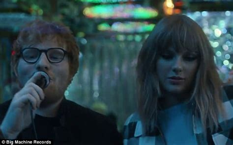 ed sheeran end game taylor swift dates future and ed sheeran in end game video