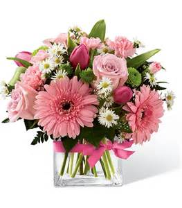Daisies In A Vase Hospital Flowers For Her