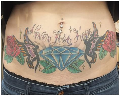 small stomach tattoos for girls 17 stomach tattoos for
