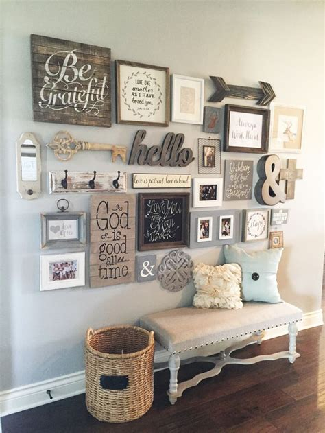 wall hangings for living rooms 23 rustic farmhouse decor ideas rustic farmhouse decor