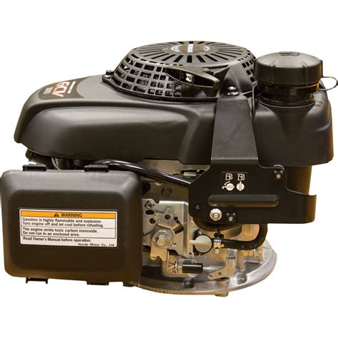 honda 160cc engine honda vertical ohc engine 160cc gcv series 7 8in x 2