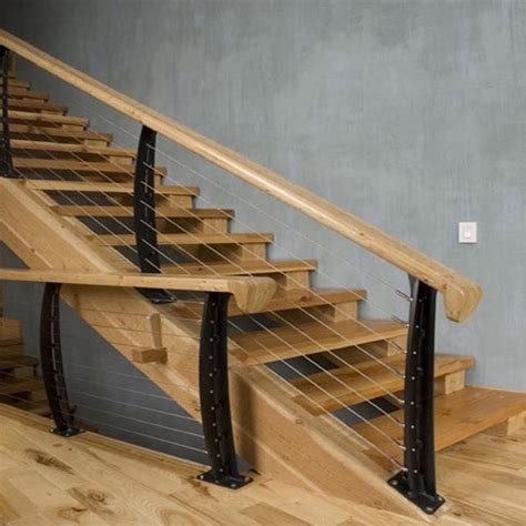 Cable Stair Railing Cable Stair Rail House Design