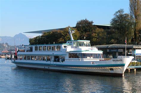 lucerne boat cruise swiss holiday cruises on lake lucerne