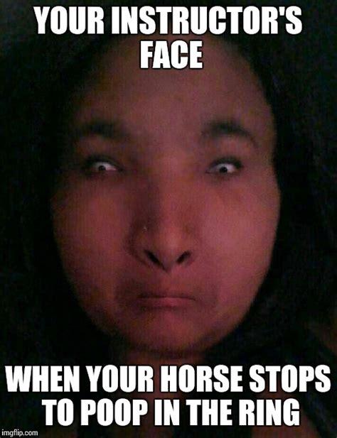 Poop Face Meme - instructor face imgflip