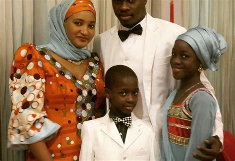 haus a hausa ali nuhu marks 41st birthday with family
