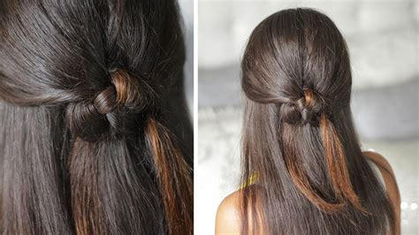 scottish hairstyles celtic heart knot half up half down organic hairstyle