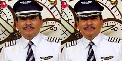 airasia depok keluarga pilot airasia masih berharap kapten irianto