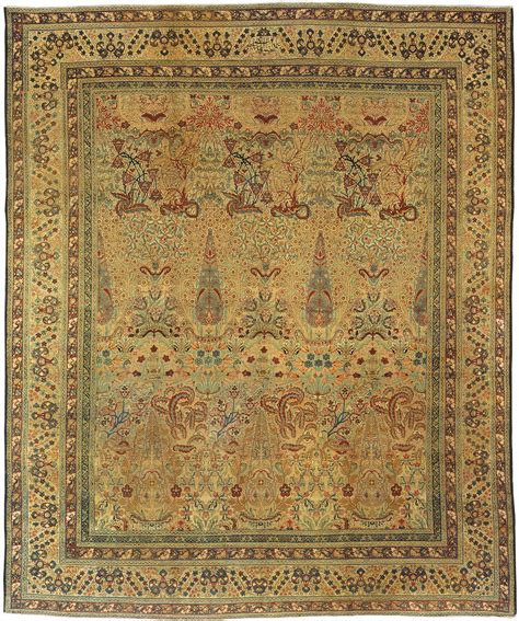 Antique Kerman Persian Rug By Kermani 3416 Antique Rugs