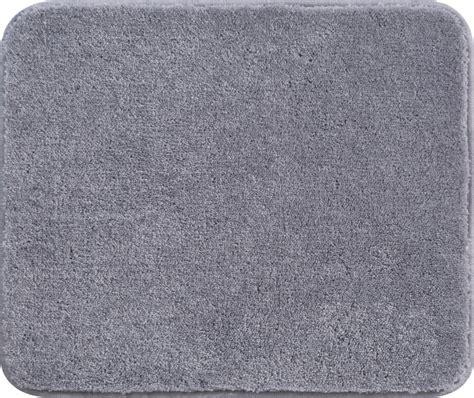 bad teppich badteppich comfort grau 70x120 cm grund