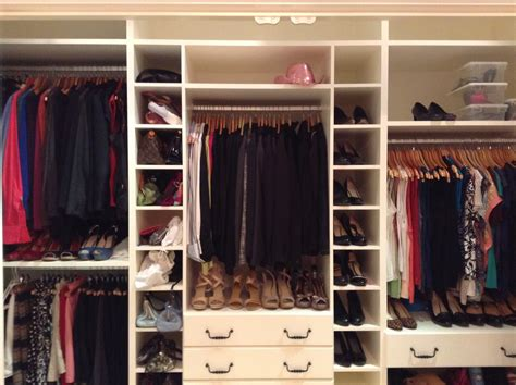 Design Ideas For Shoe Closet Organizer Walk In Closet Modern Cool Walk In Closet Decoration Using Modern Light Brown Wooden
