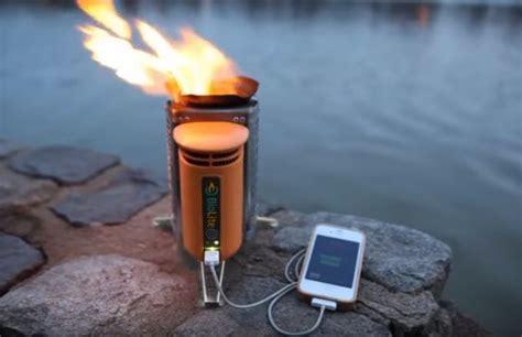 Isi Ulang Kompor Portable kompor portable yang bisa buat charging hape tertarik