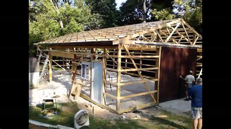 diy steel shed    youtube