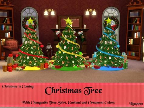 christmas decorations on sims 3 lisa9999 s tree