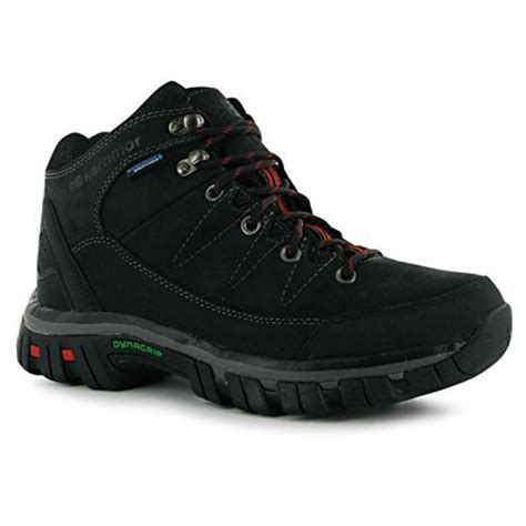 karrimor mens andes mid walking boots hiking outdoors