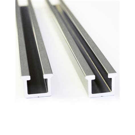 Small 2 Channel Home Small Sign Channel From 1500mm Grey