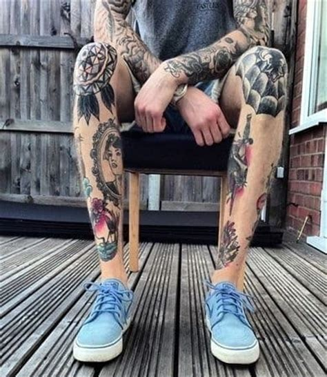 best leg tattoos for men leg tattoos for ideas and designs for guys
